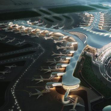 ABU DHABI INTERNATIONAL AIRPORT – UAE