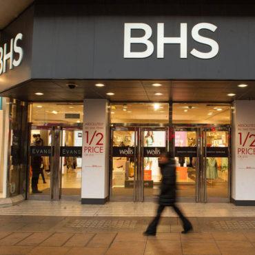 BHS – UXBRIDGE, UK