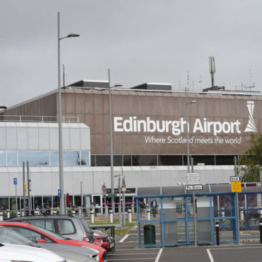 EDINBURGH AIRPORT MAJOR DEVELOPMENT STAGE 2 – UK