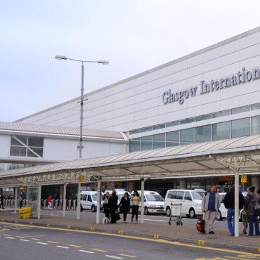 GLASGOW AIRPORT – UK