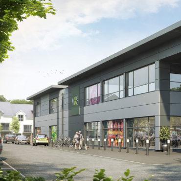 M&S – ABERDEEN, UK