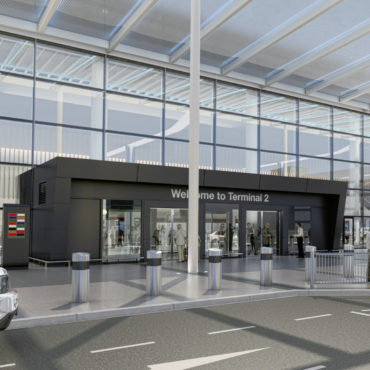 MANCHESTER AIRPORT TERMINAL 2 – UK