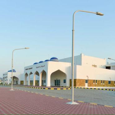 NEW MASIRAH HOSPITAL – MASIRAH, OMAN