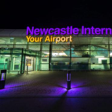 NEWCASTLE INTERNATIONAL AIRPORT – UK