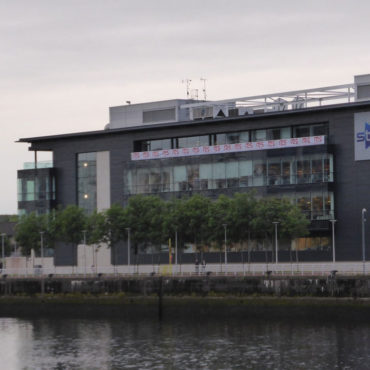 STV HQ – GLASGOW, UK