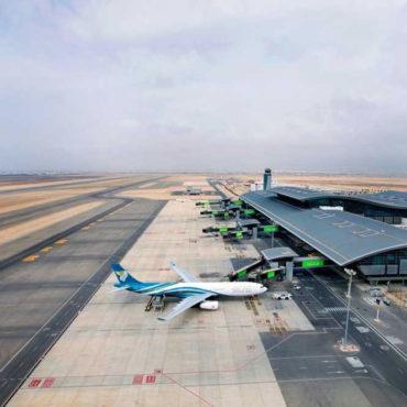 SALALAH INTERNATIONAL AIRPORT (MC5) – OMAN