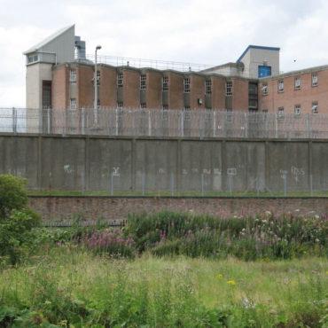 SAUGHTON PRISON – EDINBURGH