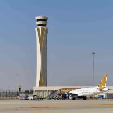 AIR TRAFFIC CONTROL TOWER – DUBAI WORLD INTERNATIONAL AIRPORT, UAE