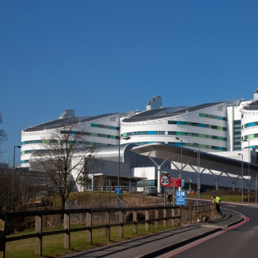 BIRMINGHAM NEW HOSPITALS PROJECT – UK