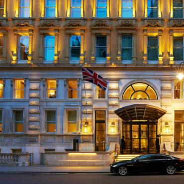 CORINTHIA HOTEL – LONDON, UK