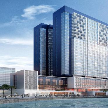 CROWNE PLAZA HOTEL – DUBAI MARINA, UAE