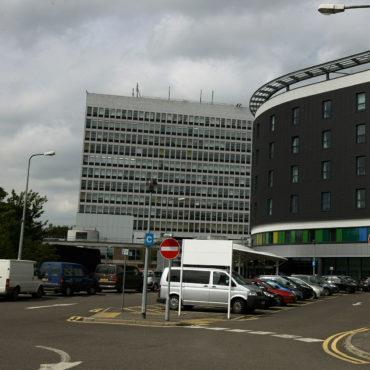 FIFE HOSPITAL – KIRKCALDY, UK