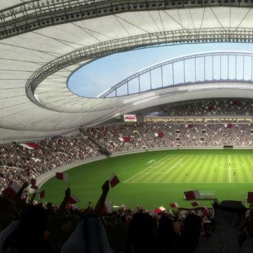 KHALIFA STADIUM – DOHA, QATAR