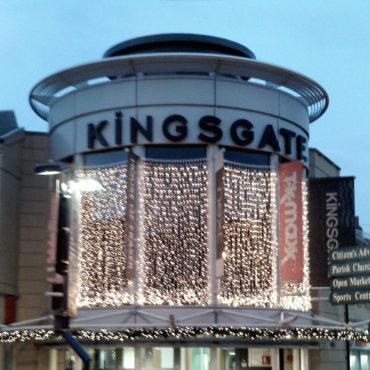 KINGS GATE SHOPPING CENTRE – HUDDERSFIELD, UK