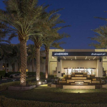 LE MERIDIEN HOTEL – DUBAI, UAE