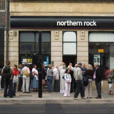 NORTHERN ROCK – NEWCASTLE, UK