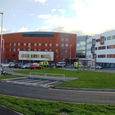 PINDERFIELDS HOSPITAL – WAKEFIELD, UK