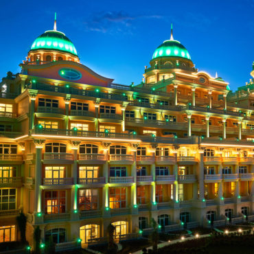 THE EMERALD PALACE HOTEL – DUBAI, UAE